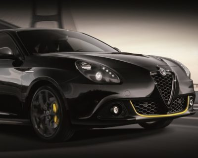 Metal Replacement on Alfa Romeo Giulietta door carrier